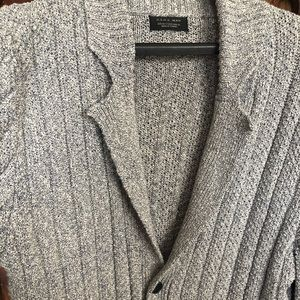 Zara men's cardigan